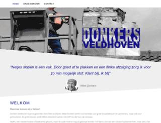 donkersveldhoven.nl screenshot
