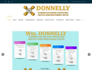 donnellyuk.com screenshot