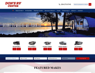 donsrv.com screenshot