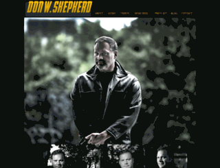 donwshepherd.com screenshot