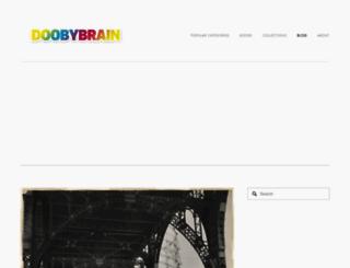 doobybrain.com screenshot