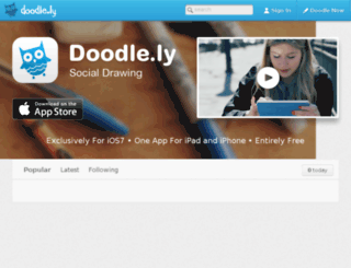 doodle.ly screenshot