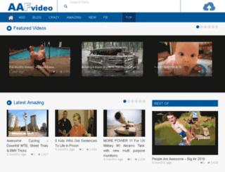 doom.aafvideo.com screenshot