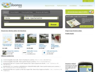 doomos.com.br screenshot