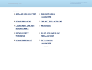 doorknobdesign.com screenshot