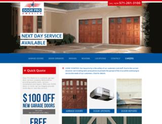 doorproamerica.com screenshot