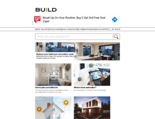doors.build.com.au screenshot