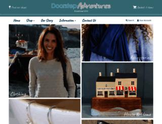 doorstepadventures.co.uk screenshot