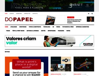 dopapel.com screenshot
