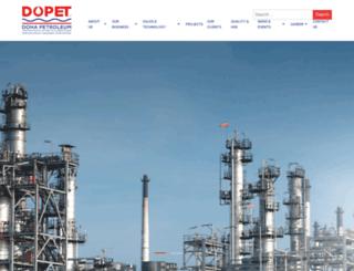 dopet.com screenshot