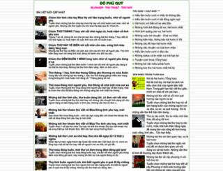 dophuquy.com screenshot