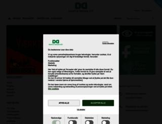 dorchdanola-netbutik.dk screenshot