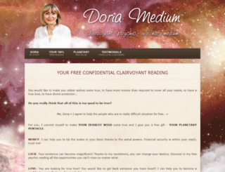 doriamedium.com screenshot