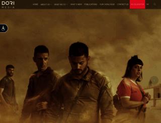 dorimedia.com screenshot