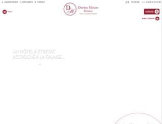 dormy-house.com screenshot
