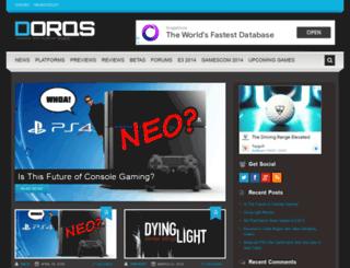 dorqs.com screenshot
