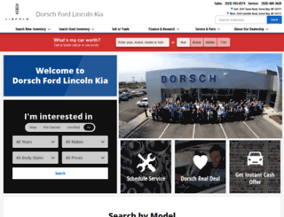 dorschfordkia.com screenshot