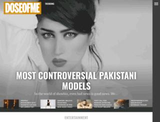 doseofme.com screenshot