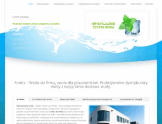 dostawy-wody.pl screenshot