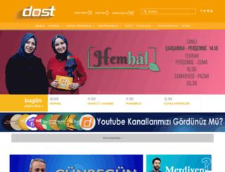 dosttv.com screenshot