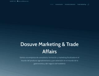 dosuve.com screenshot