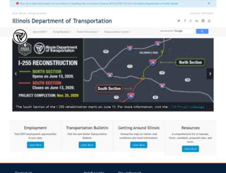 dot.state.il.us screenshot