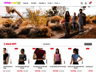 dotapyogatot.com screenshot