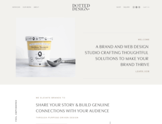 dotted-design.com screenshot