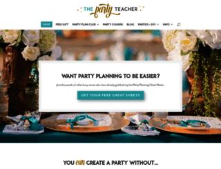 doublefunparties.com screenshot