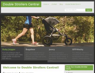 doublestrollerscentral.com screenshot