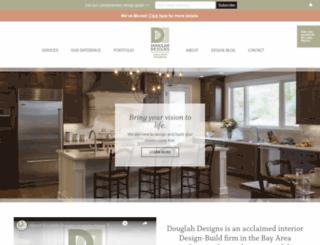 douglahdesigns.com screenshot