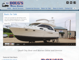 dougsmobileservices.com screenshot