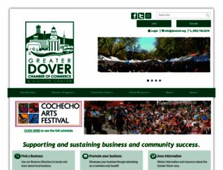 dovernh.org screenshot