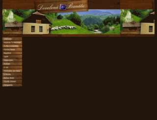dovolena-banat.cz screenshot