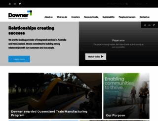 downergroup.com screenshot