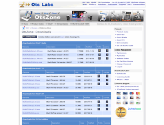 download.otszone.com screenshot