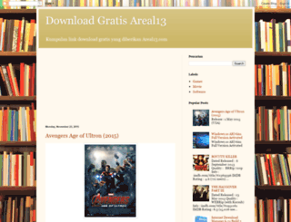downloadareal13.blogspot.co.id screenshot