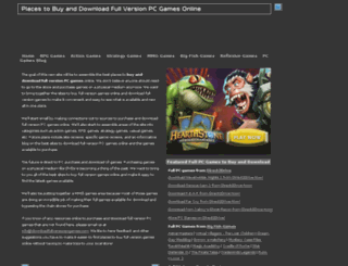 downloadfullversionpcgames.com screenshot