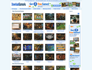 downloadgames4u.com screenshot