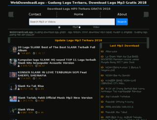 downloadlagu.stlink.us screenshot