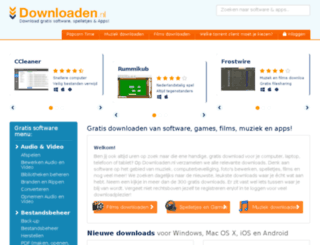 downloadplaats.nl screenshot
