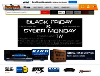downsouthmotorsports.com screenshot