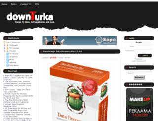 downturka.eu screenshot