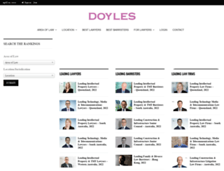 doylesguide.com screenshot