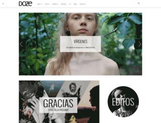 doze-mag.com screenshot