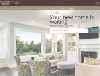 dpettry.floridanetworkrealty.com screenshot