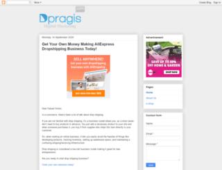 dpragis.com screenshot