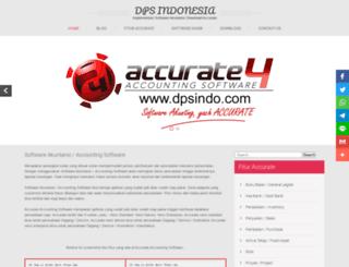 dpsindo.com screenshot