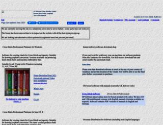dpsoftware.com screenshot
