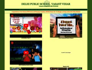 dpsvv.com screenshot